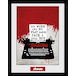 The Shining All Work And No Play Framed Collector Print - Image 2
