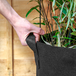 Plant Grow Bags | M&W Breathable Nonwoven Fabric Plant Grow Bags for Planting & Growing Potatoes, Fruits and Vegetables | 10 Gallon | M&W - Image 6