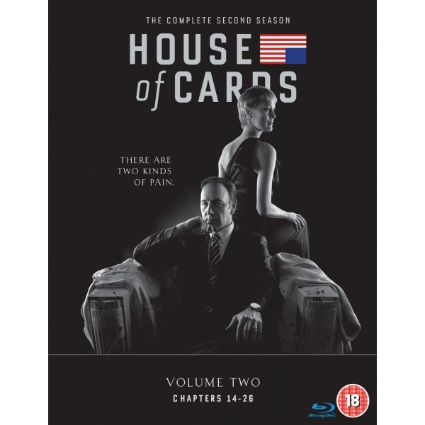 House Of Cards - Season 2 Blu-ray (Bonus Features)