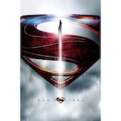 Man Of Steel - Glyph Maxi Poster