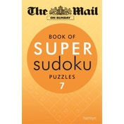 Book of Super Sudoku Puzzles 7 by The Mail on Sunday (Paperback, 2015)