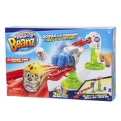 Ex-Display Mighty Beanz Slammer Time Race Track Used - Like New