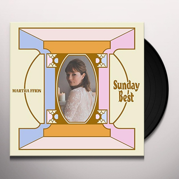 Martha Ffion - Sunday Best Vinyl