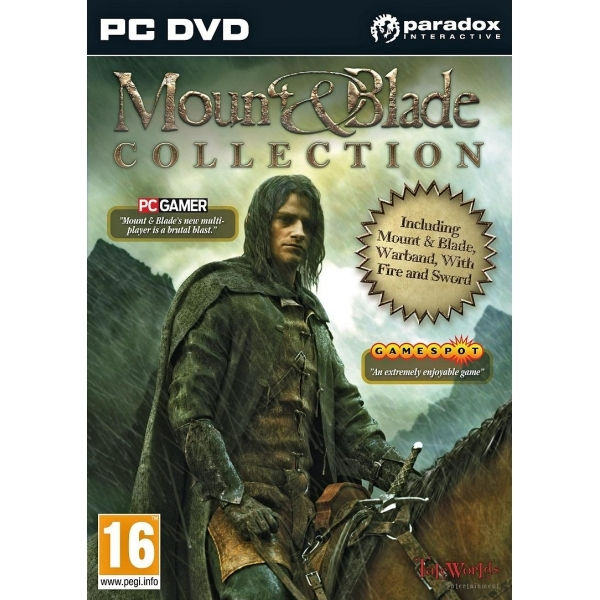 Mount & Blade Collection Game PC