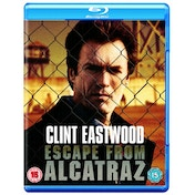 Escape from Alcatraz Blu-ray