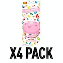 Tutti Fruitti (Pack Of 4) Jelly Belly Can Air Freshener