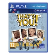 That's You PS4 Game (PlayLink)