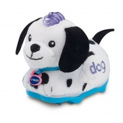 Vtech Baby Toot-Toot Animals Furry Dalmatian Dog Toy