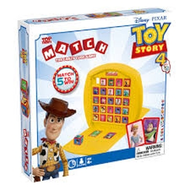 Top Trumps Match Disney Pixar Toy Story 4