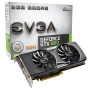 EVGA GeForce GTX 960 SuperSC ACX 2.0+