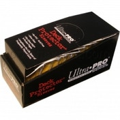 Ultra Pro 50 Standard Size Deck Protectors Box Yellow Case of 12
