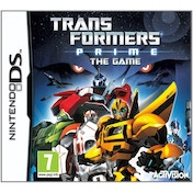 Transformers Prime Game DS