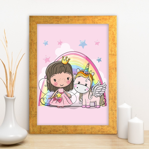 AC1044904081 Multicolor Decorative Framed MDF Painting