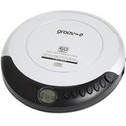 Groov-e GVPS110SR Retro Series Personal CD Player - Silver