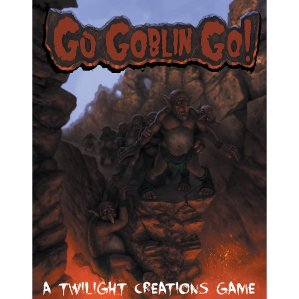 Go Goblin Go Board Game