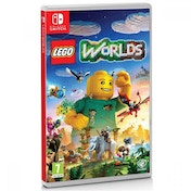 Lego Worlds Nintendo Switch Game