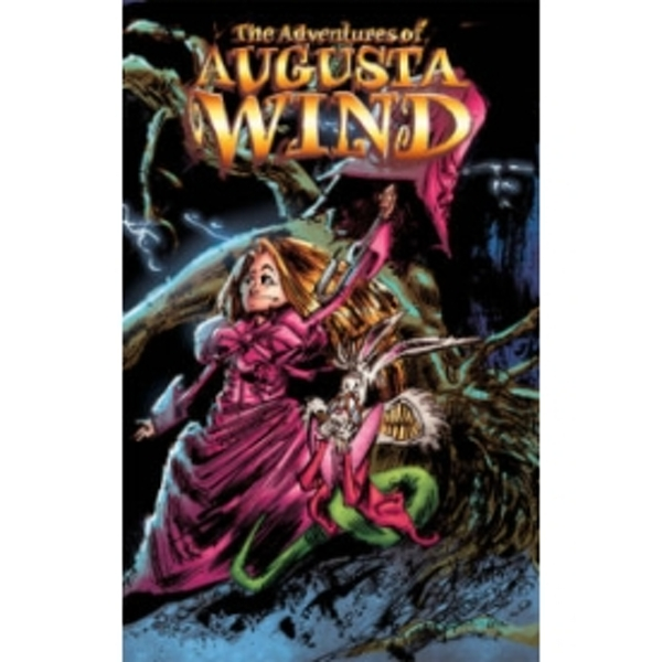 The Adventures of Augusta Wind Hardcover