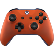 Xbox One S Controller - Orange Velvet Edition