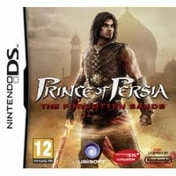 Prince of Persia The Forgotten Sands Game DS