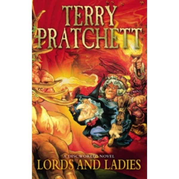 Lords And Ladies: (Discworld Novel 14) by Terry Pratchett (Paperback, 2013)