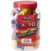 Stagg Kazoo Assorted Colours Pack of 30