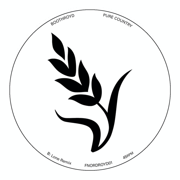 Boothroyd – Pure Country (Remixes) Vinyl