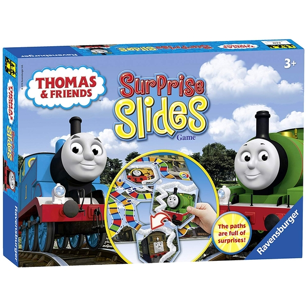 Ravensburger Thomas and Friends Surprise Slides Game