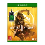 Mortal Kombat 11 with Joker DLC Xbox One Game