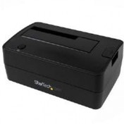 StarTech USB 3.1 Gen 2 10 Gbps Single-Bay Dock for 2.5/3.5 inch SATA SSD/HDD Universal Plug