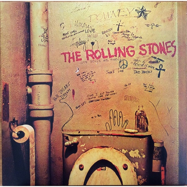 The Rolling Stones – Beggars Banquet Clear Vinyl