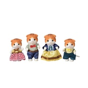 Sylvanian Families Maple Cat Family Figure Set