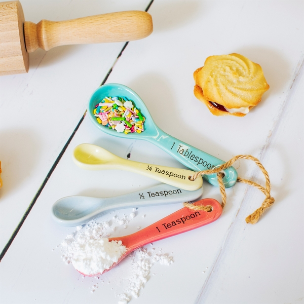 Sass & Belle Pastel Measuring Spoons