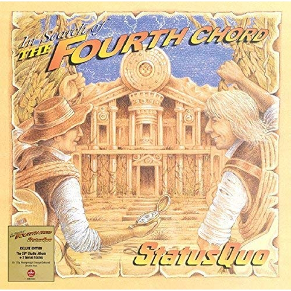 Status Quo - In Search Of The Fourth Chord Vinyl