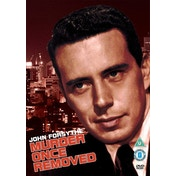 Murder Once Removed DVD