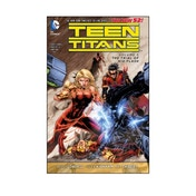 DC Comics Teen Titans Volume 5 he Trial Of Kid Flash New 52 Paperback