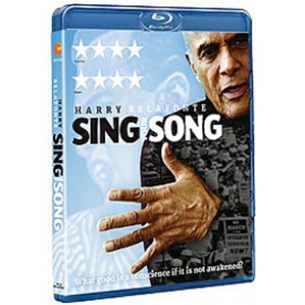 Sing Your Song Blu Ray