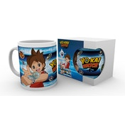 Yokai Watch Nathan Mug