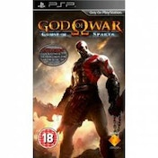 God Of War Ghost Of Sparta Game PSP