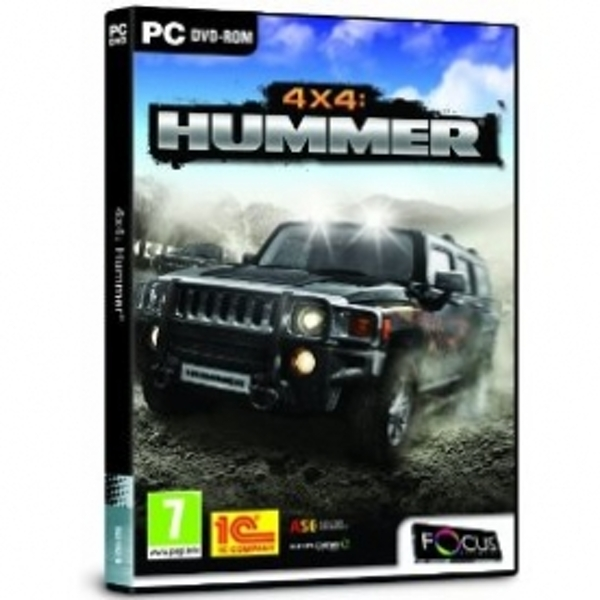 4x4 Hummer Game PC - 365games.co.uk