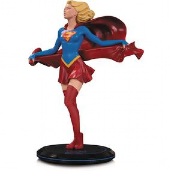 SuperGirl Cover Girls (DC Universe) Resin Statue