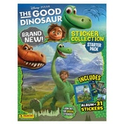 The Good Dinosaur Sticker Starter Pack