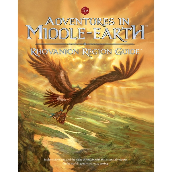 Image of Adventures in Middle Earth: Rhovanion Region Guide Board Game