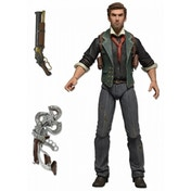 Ex-Display Neca Bioshock Infinite 7 Inch Scale Action Figure Booker DeWitt Used - Like New