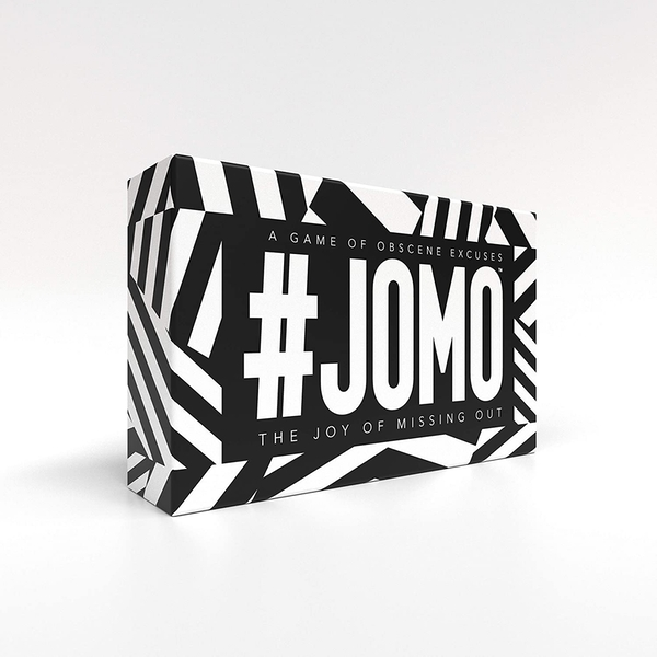 Jomo The Joy of Missing Out Comedy Card Game