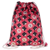 Cute Feline Fine Cat Design Handy Drawstring Bag
