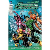 Green Lantern Rise of the Third Army TP The New 52