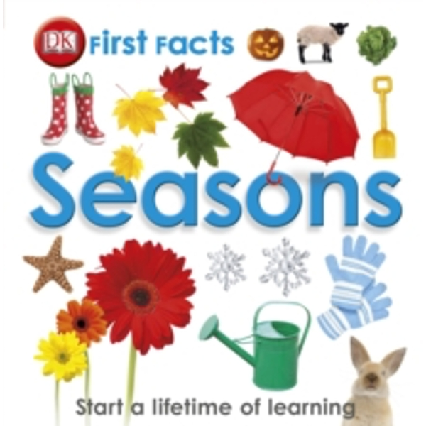 First Facts Seasons by DK (Hardback, 2012)