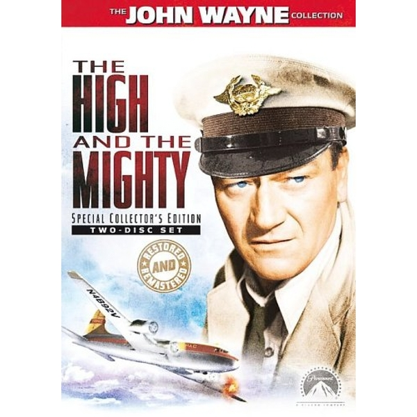 The High and the Mighty (Special Collector's Edition) DVD