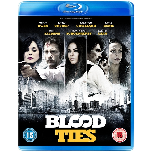 Blood Ties Blu-ray