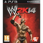 WWE 2K14 Game PS3